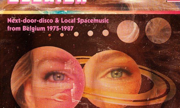Discophilia Belgica : bizarreries belges space & disco entre 1975 et 1987