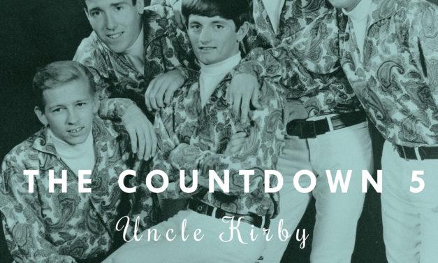 Redécouverte d'un groupe garage sixties Texan : The Coutdown 5