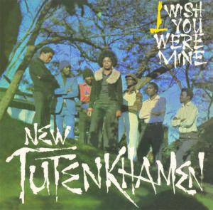Pochette de NEW TUTANKHAMEN I wish you we're mine