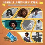 Cinquième volume de la série de compilation Africa Airways, Brace Brace Boogie 1976 – 1982.
