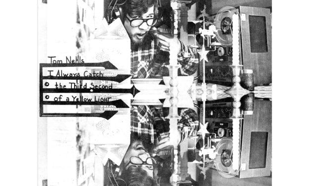 Réédition de l'unique album psychédélique de Tom Nehls, enregistré en 1972 à 17 ans !