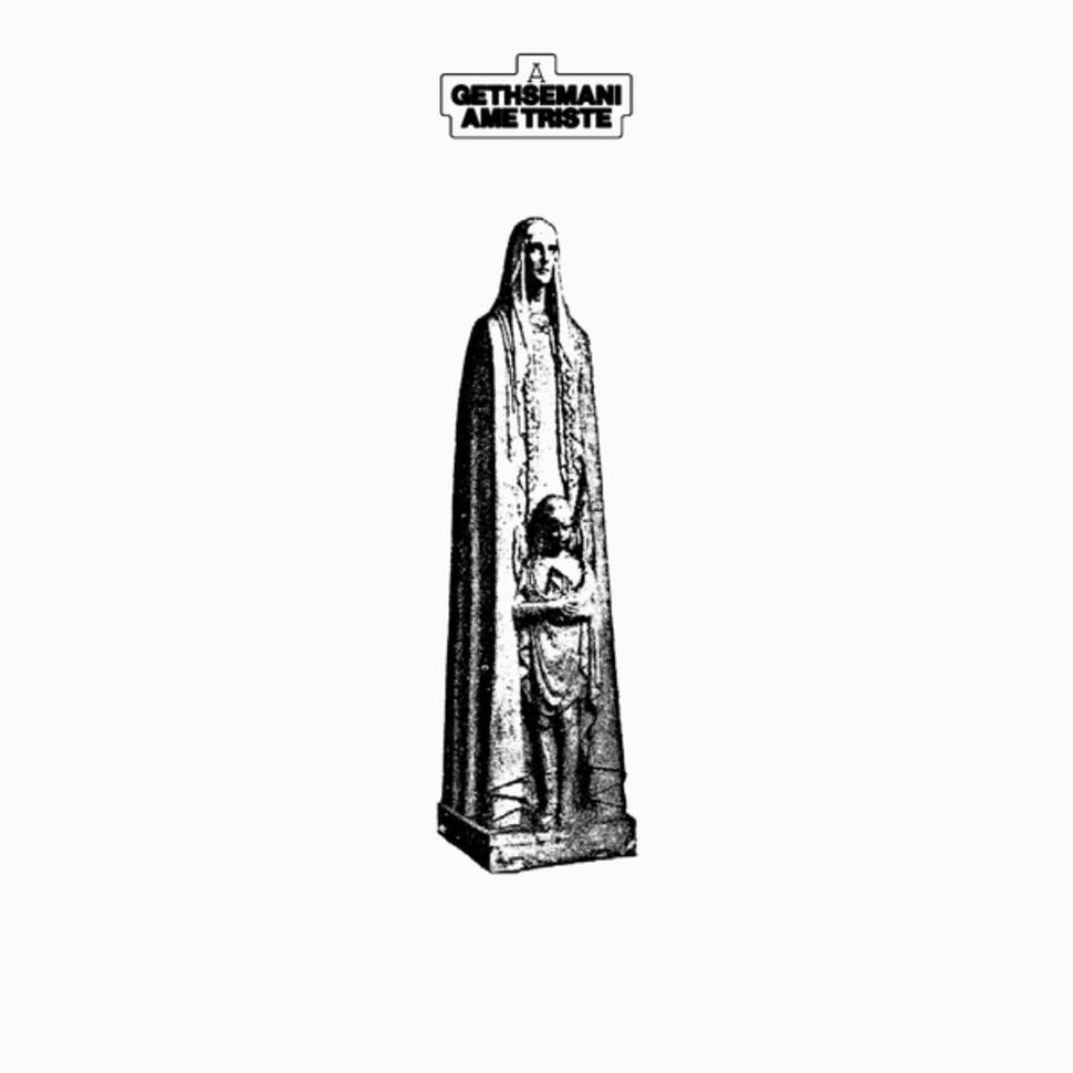 Tunnel vision réédite Âme triste de A Gethsemani – Opus Dark Wave français de 1987