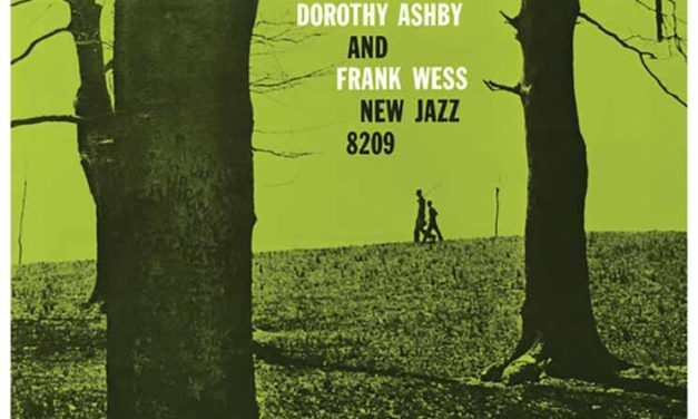 Laissez-vous harponner par In a Minor Groove de Dorothy Ashby and Frank Wess