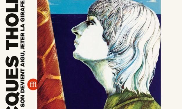 Le chef d'œuvre culte de Jacques Thollot, Quand le son devient aigu, jeter la girafe à la mer, enfin réédité en vinyle