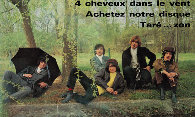 L'unique EP des Bain Didonc (french Freakbeat) de nouveau accessible