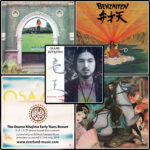 Les cinq premiers LP de Osamu Kitajima réunis dans un coffret