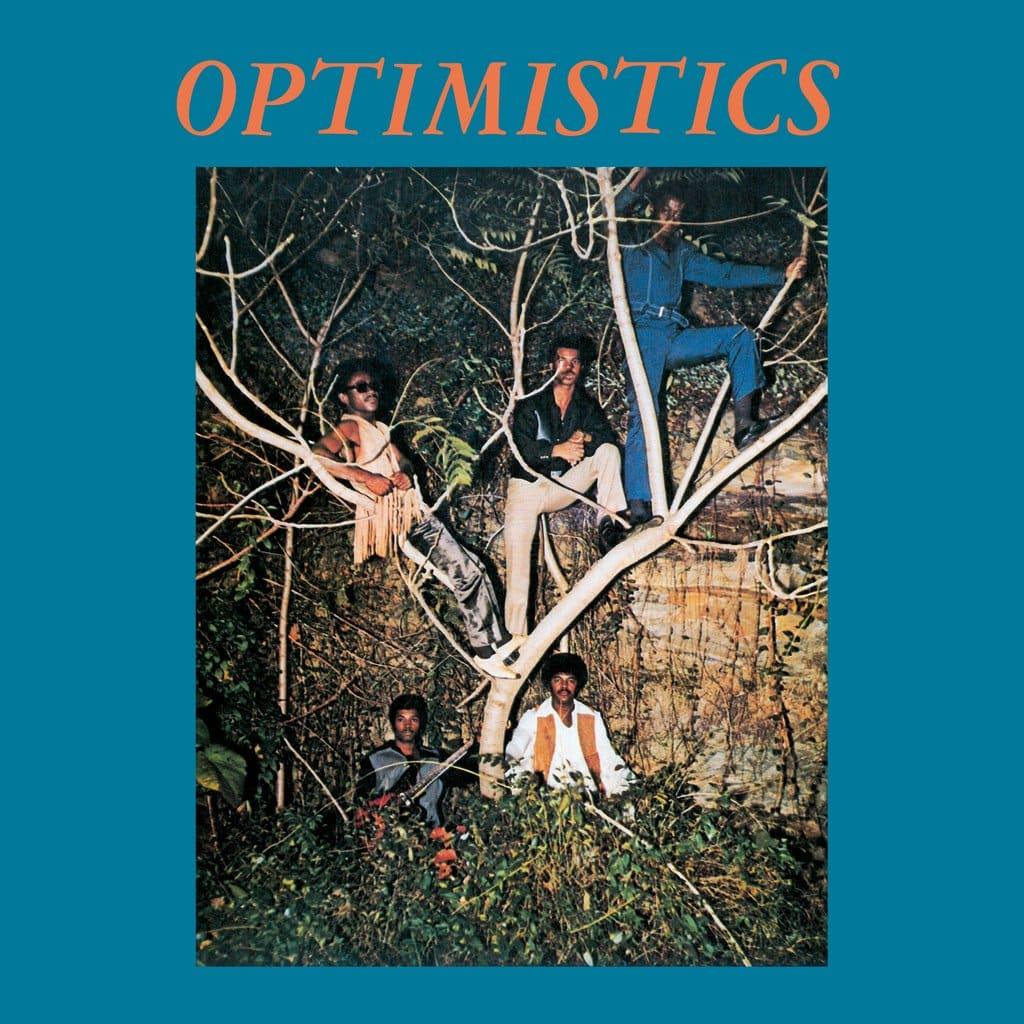L'unique album culte funk soul de Optimistics réédité