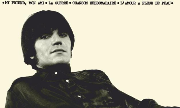 Le EP de 1965 de Jean-Pierre Kalfon connaît une nouvelle jeunesse