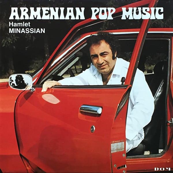 Du Disco Groove arménien rejaillit avec Hamlet Minassian