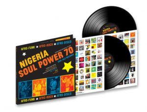 Compilation Nigeria soul power double LP