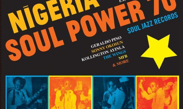 Réédition augmentée de la compilation Nigeria Soul Power 70