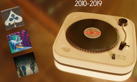 Top albums de la décennie 2010-2019