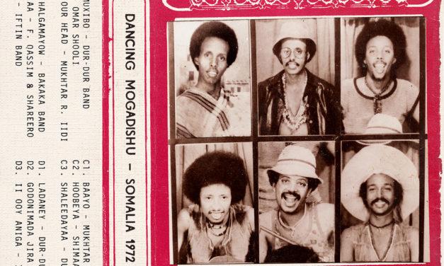 Analog Africa publie une compilation étonnante de groove somalien
