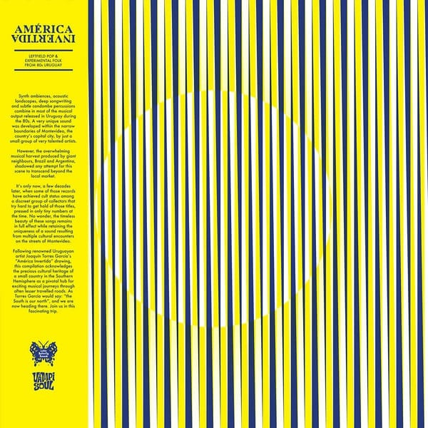 América Invertida : la scène new wave-folk de Montevideo au début des 80's