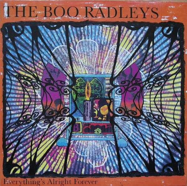 Réédition vinyle du deuxième album des Boo Radleys, Everything's Alright Forever