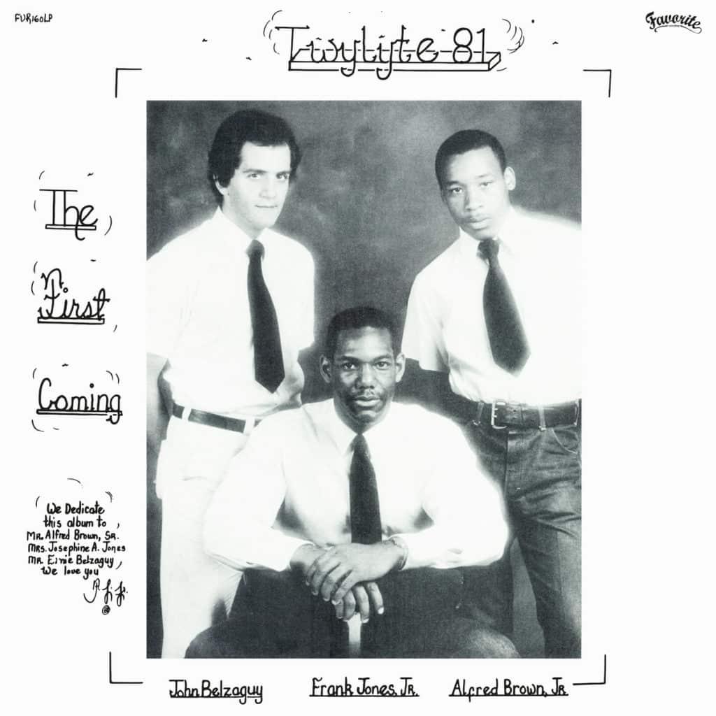 L'unique album Soul-Jazz de Twylyte '81, The First Coming réédité