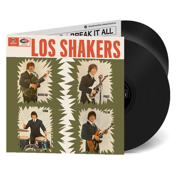 L'intégrale de Los Shakers, les Beatles uruguayens, rééditée en vinyle pour la première fois
