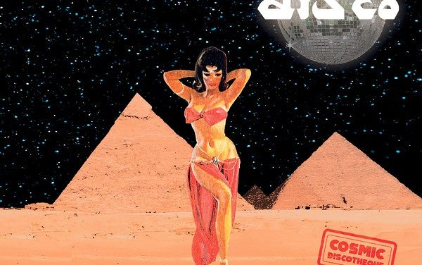 Naughty Rythm Records publie deux compilations disco «Cosmic» et «Arabian»
