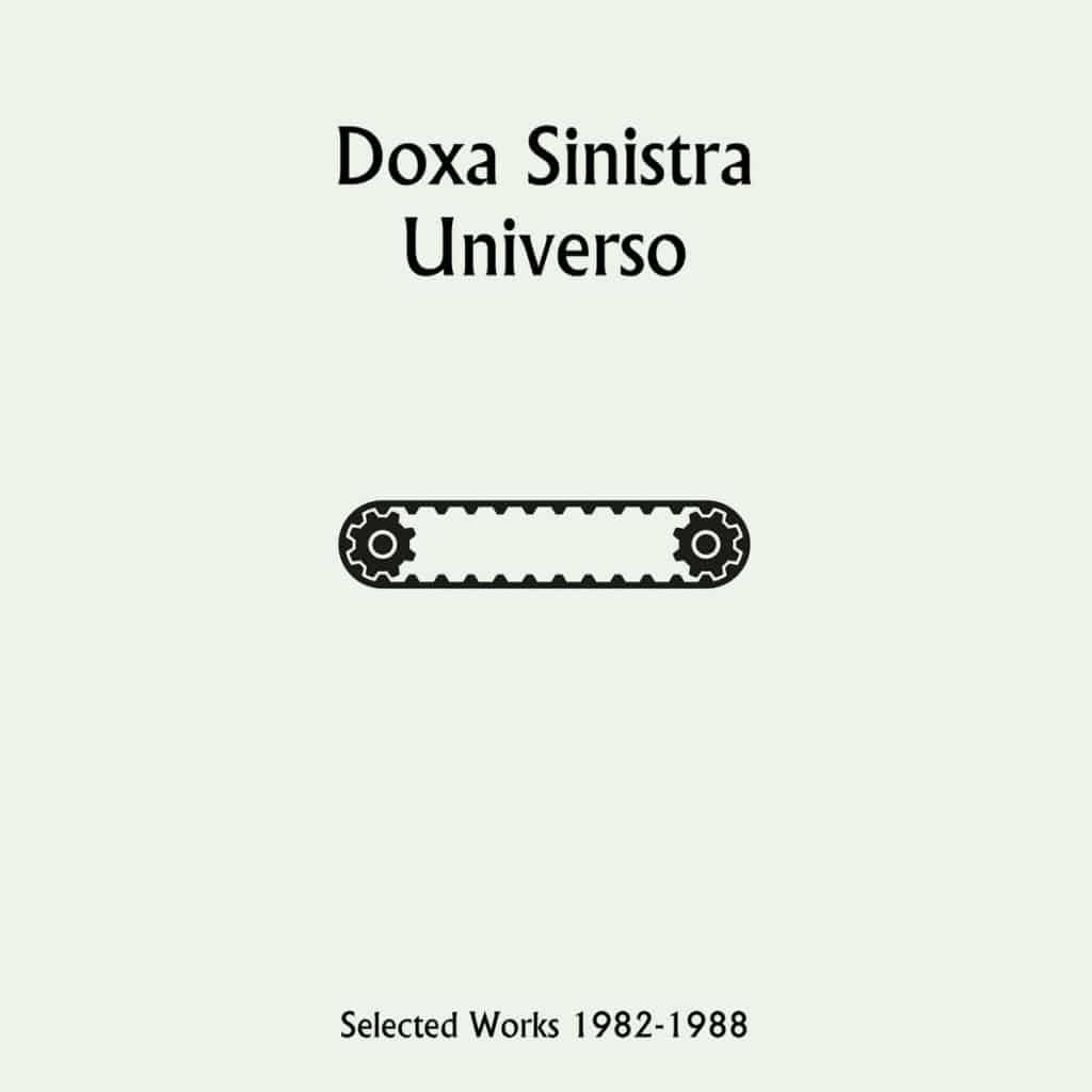 Doxa Sinistra : une compilation du groupe indus néerlandais
