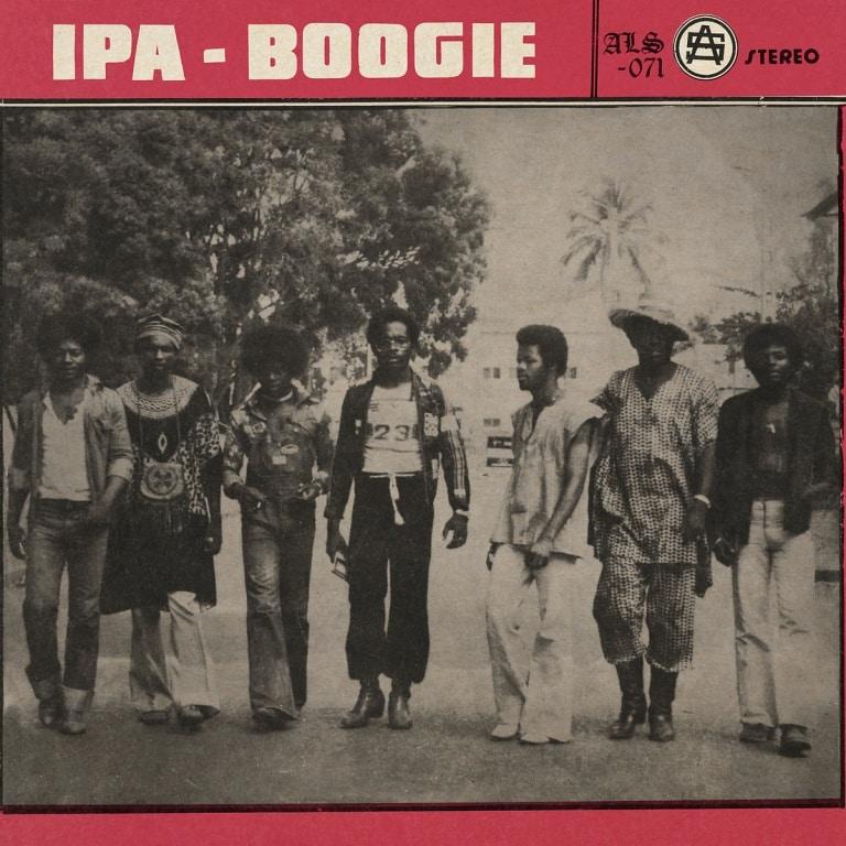 L'afrofunk Béninois Ipa Boogie ressurgit du passé