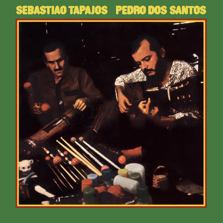 Le Vol.1 de Sebastiao Tapajos & Pedro Dos Santos réédité